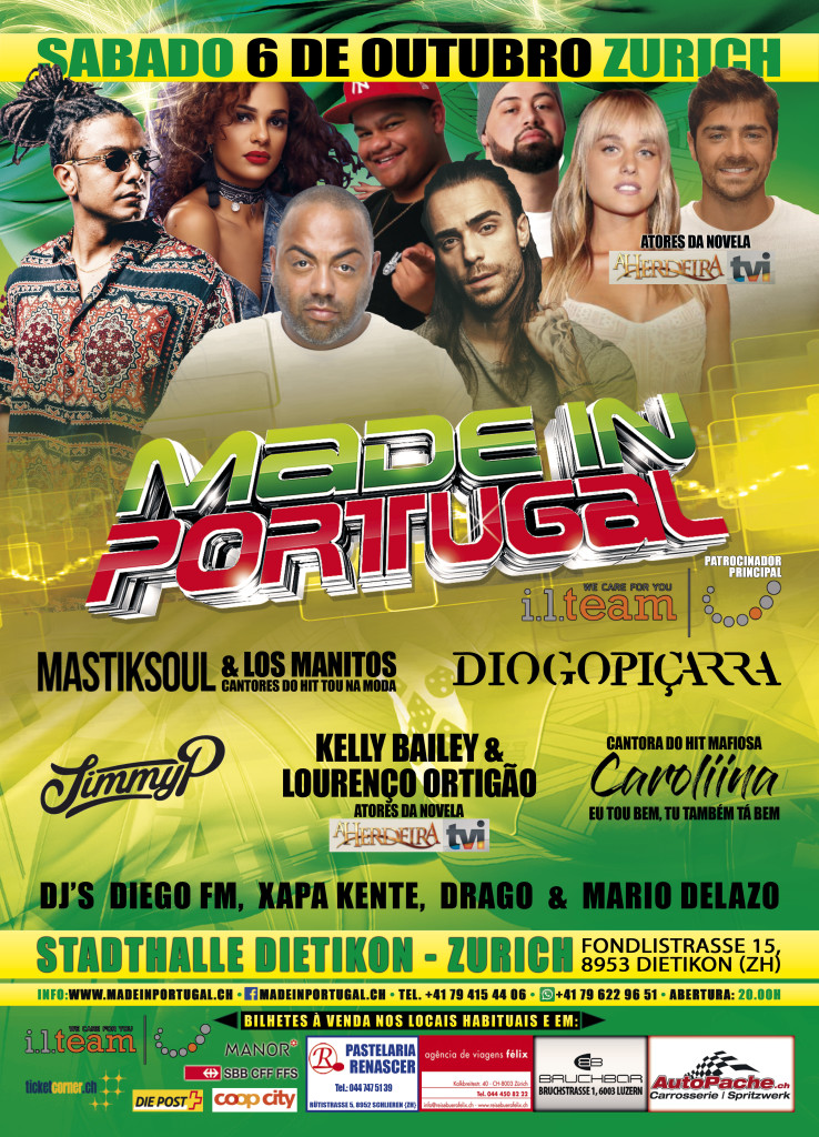Festival MADE in PORTUGAL
